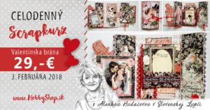 Valentínska brána – fotky z kurzu