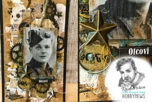 Pánska vintage karta – nielen ku dňu otcov