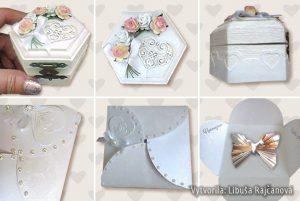 Svadobná škatuľka