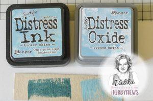 Spoznávame pečiatkové podušky Distress Oxide