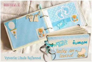 Album z papierov Lullaby Basic