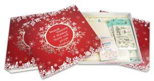 Krabice vo vianočnej červenej – video z výrobného procesu
