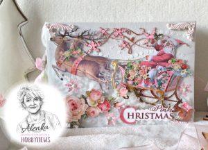 Album – Pink Christmas + videoukážka