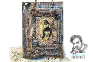 Receptár, kalendár a album v jednom s vôňou kávy