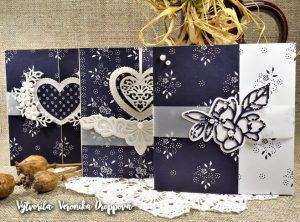 Svadobné pohľadnice a zápisník