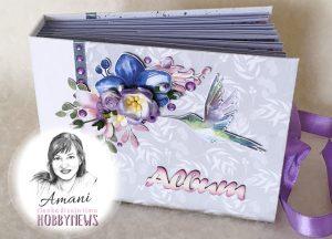 Orchideový album