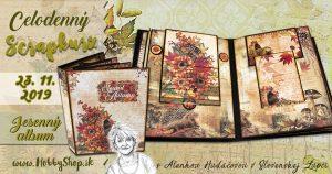 Pozvánka na kurz –  Jesenný album