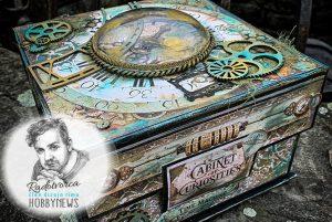 krabička Voyages Fantastiques