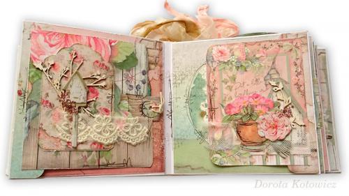 Minialbum house of roses